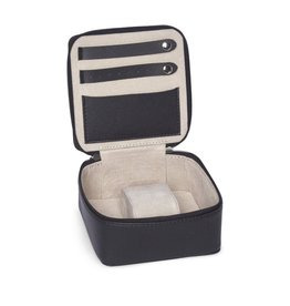 Eva Travel Jewelry Box-Black
