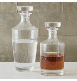 Short Seeded Decanter