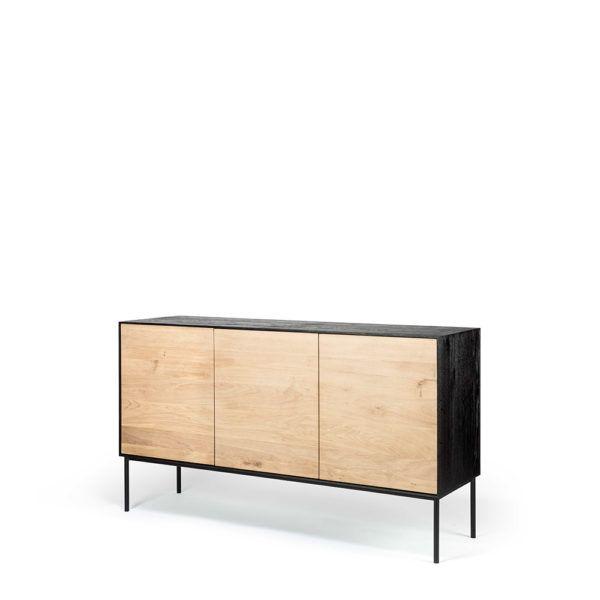Blackbird Sideboard, 3 Doors, Oak