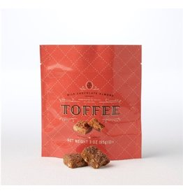 Mrs. Weinstein's Toffee™ Milk Chocolate Almond Toffee Squares (3 oz)