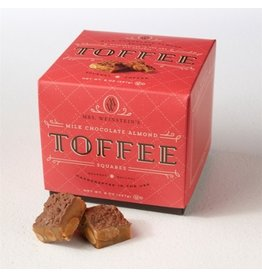 Mrs. Weinstein's Toffee™ Milk Chocolate Almond Toffee Squares (8 oz)