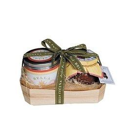 Pizza Sauce & Focaccia Dough Gift Set