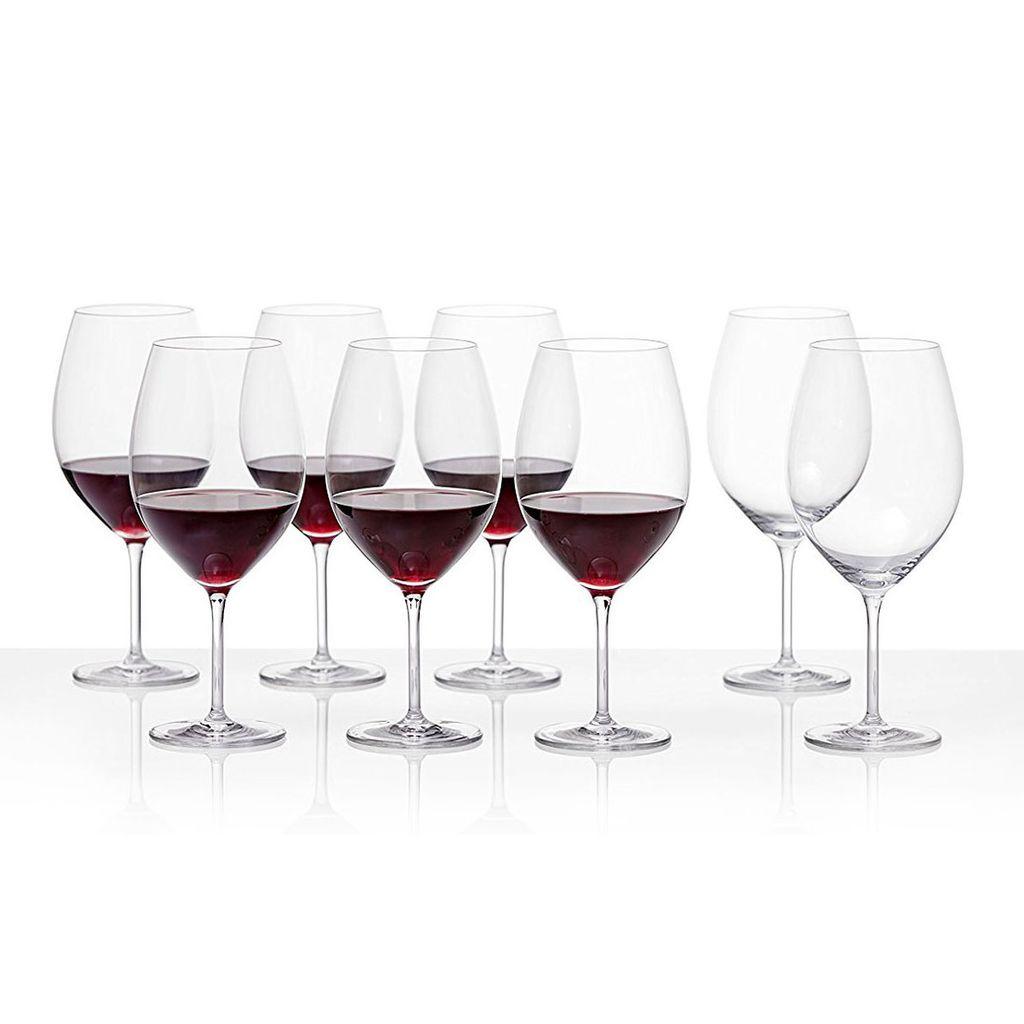 Cru Classic Full Red Wine Glass Set