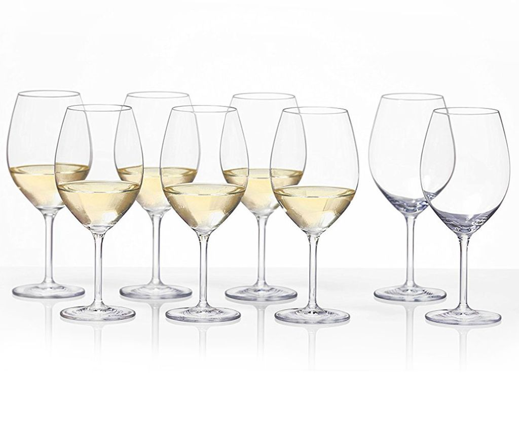 Cru Classic Full White Wine Glass Set