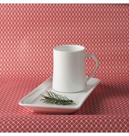 Hot Chocolate Mug & Tray 4pc Set