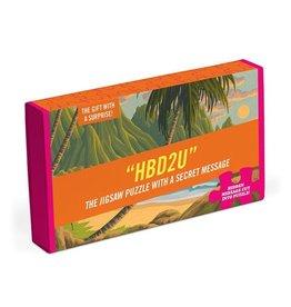 Puzzle: HBD2U