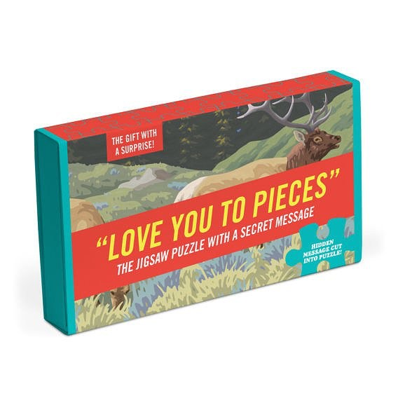 Puzzle: Love You to Pieces