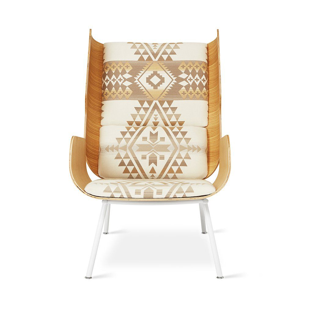 Elk Chair, Pendleton Diamond Desert