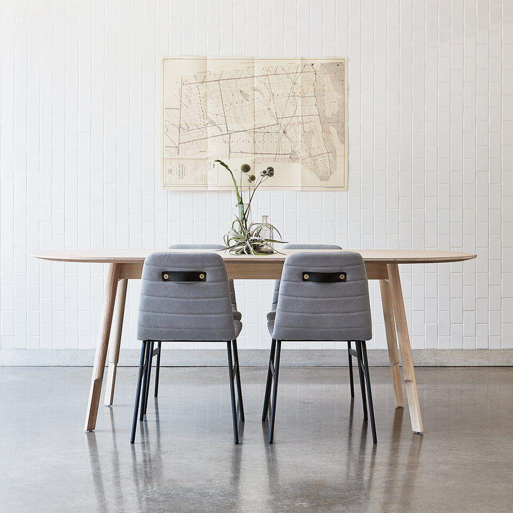 Bracket Dining Table
