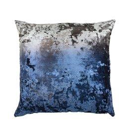 Ombre Twilight on Crushed Velvet Cobble, 20x20