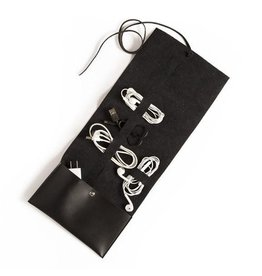 Travel Cord Roll-Black
