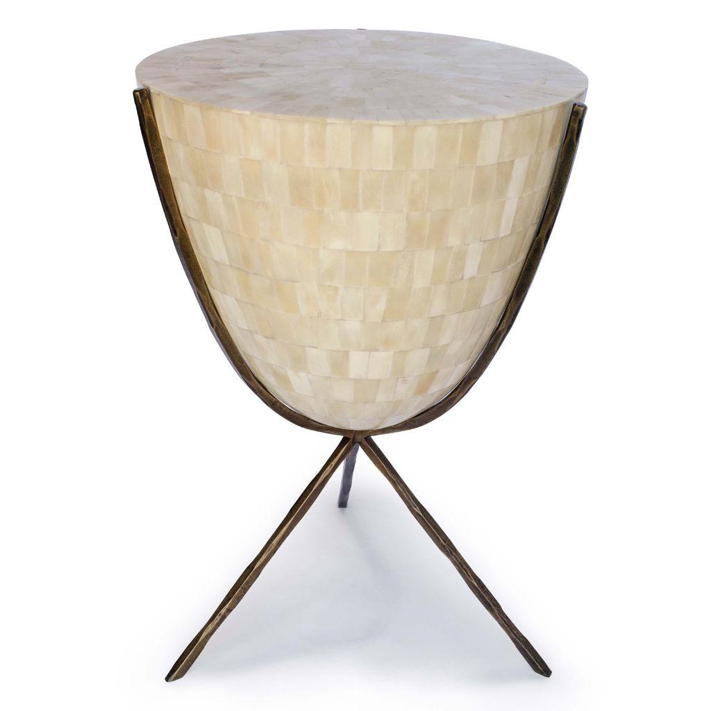 Coco Natural Bone Table