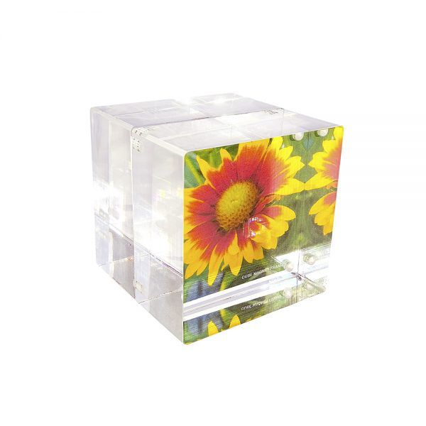 Canetti Design Group Cube Magnet Frame 3x3x3