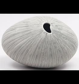 Art Floral Trading Pebble MX Vase- B&W
