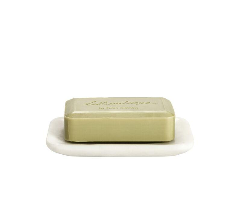 Bella De Provence Marble Soap Dish - Rounded Edges