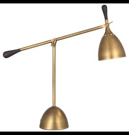 Ledger Table Lamp