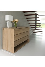Oak Nordic Chest of Drawers