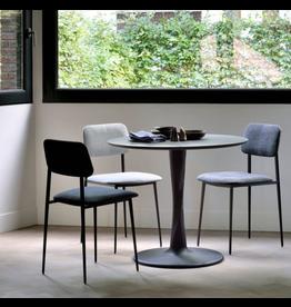 DC Dining Chair, Light Gray