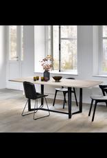 Oak Facette Dining Table