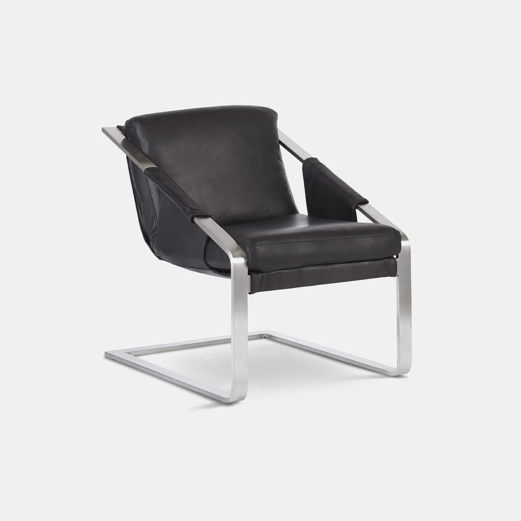 One for Victory Eiffel Chair in Space Leather