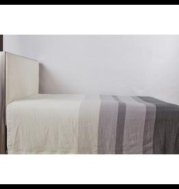Pebble Coverlet Queen Set - Stripe