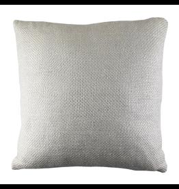Metallic Glaze Pillow - Pearl