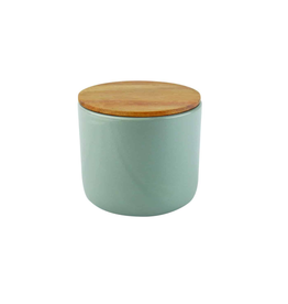 Stoneware Container- Storm, Large