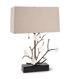 Cherise Horizontal Table Lamp