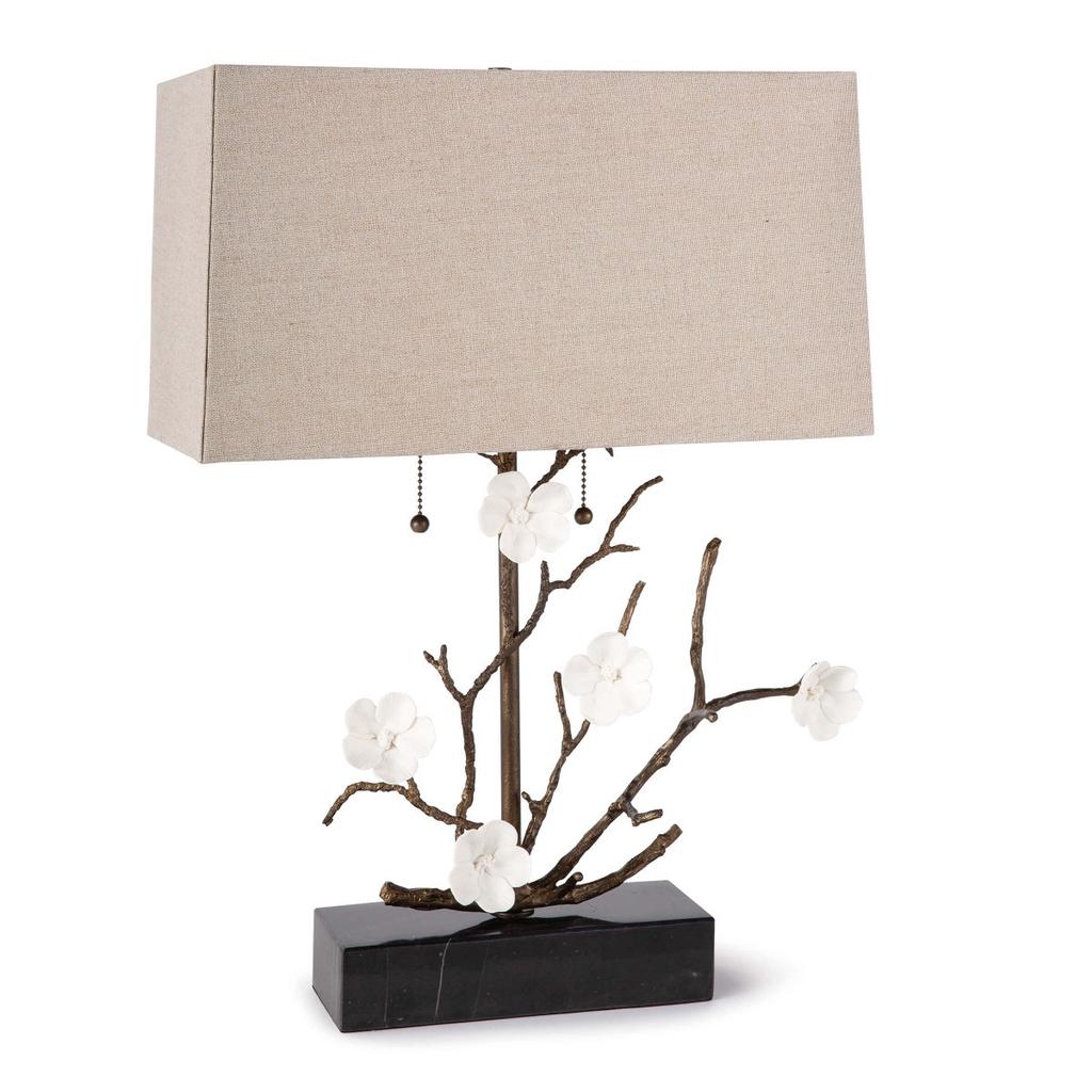 Cherise Horizontal Table Lamp