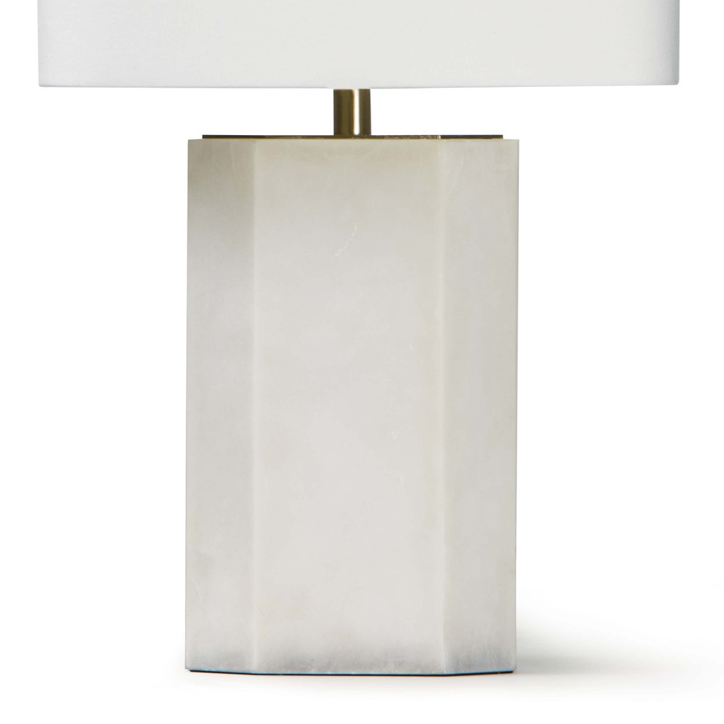 Grace Alabaster Table Lamp