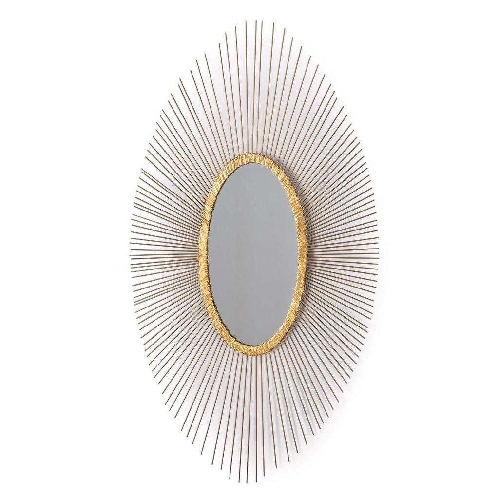 Sedona Oval Mirror