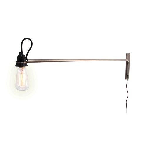 Vintage Swing Arm Lamp