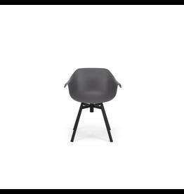 Eurostyle Helia Swiel Chair - Gray