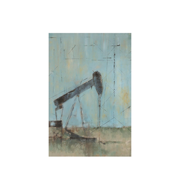 Leftbank Art Oil Rigs VI 40 x 60