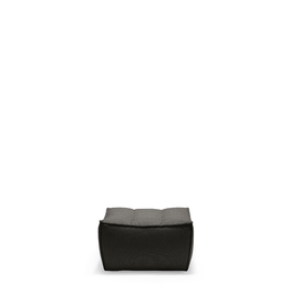 Footstool, Dark Gray