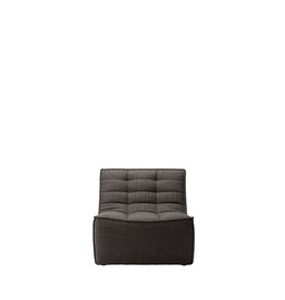 One-Seater, Dark Gray