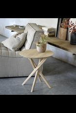 Oak Mikado Side Table