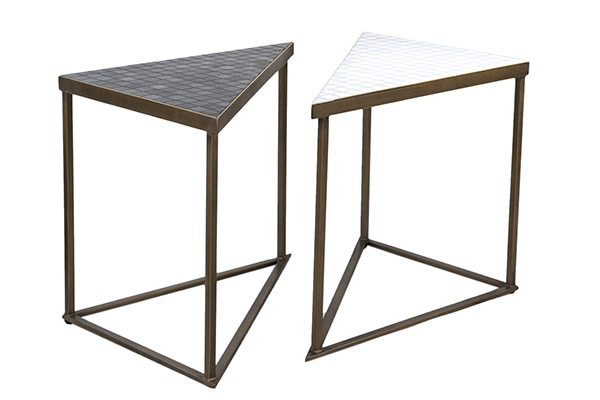 Hayes End Table - Set of 2