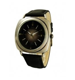 Ace Watch,Black/Silver