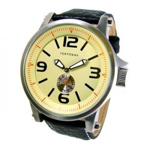 Agent Watch- Beige
