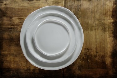 """Plate No. """"Two Hundred Three"""", Small"""