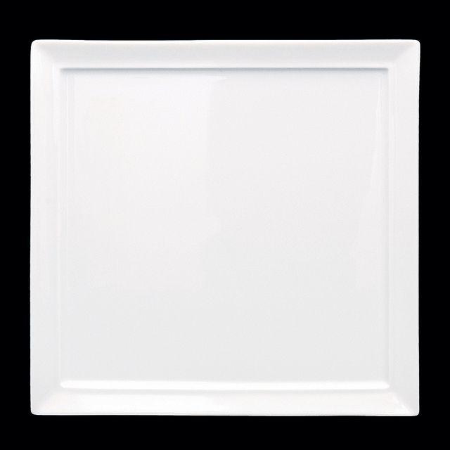 "FSW Tavola Square Plate 10.5"" (27cm)"