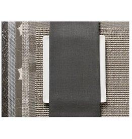 Single Sided Linen Napkin, Smoke