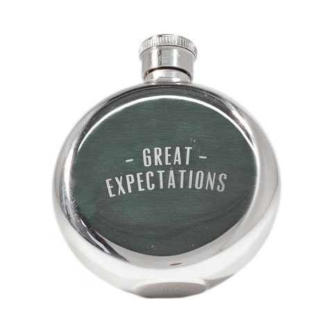Great Expectations 3oz. Flask