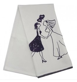 We Do Women Dishtowel