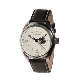 The Jazz Watch- Beige
