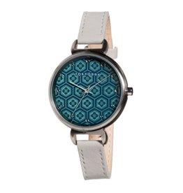 TokyoBay Inc. Mitsu Watch in Blue