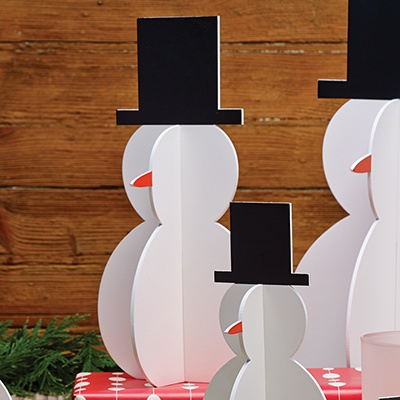 Festive™ snowman (extra large)