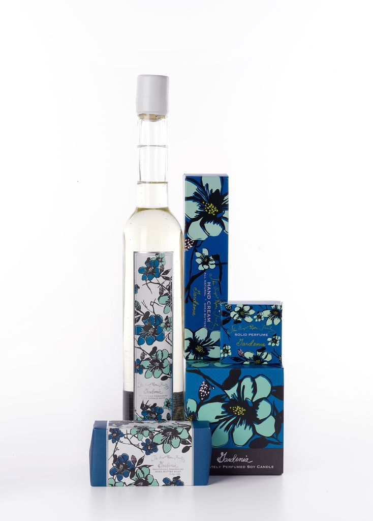 Artisanal Soap, Gardenia