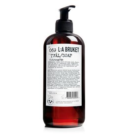 No. 069 Lemongrass Liquid Soap, 450mL